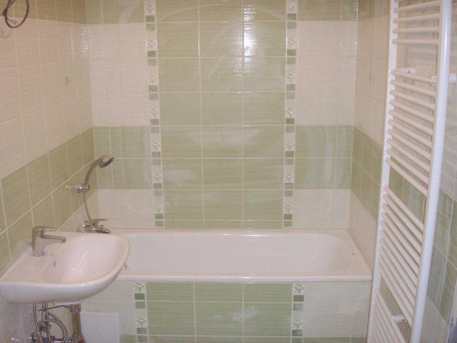 Kúpeľňa byt č. 19 Dobšinského 5
